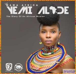 """Yemi Alade Unveils Album Art For Sophomore Album """"Mama Africa"""""""
